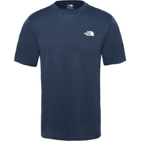 The North Face Flex II SS Shirt Men urban navy/tnf white